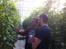 Coexphal - study visits on integrated pest management and improved cultivation methods